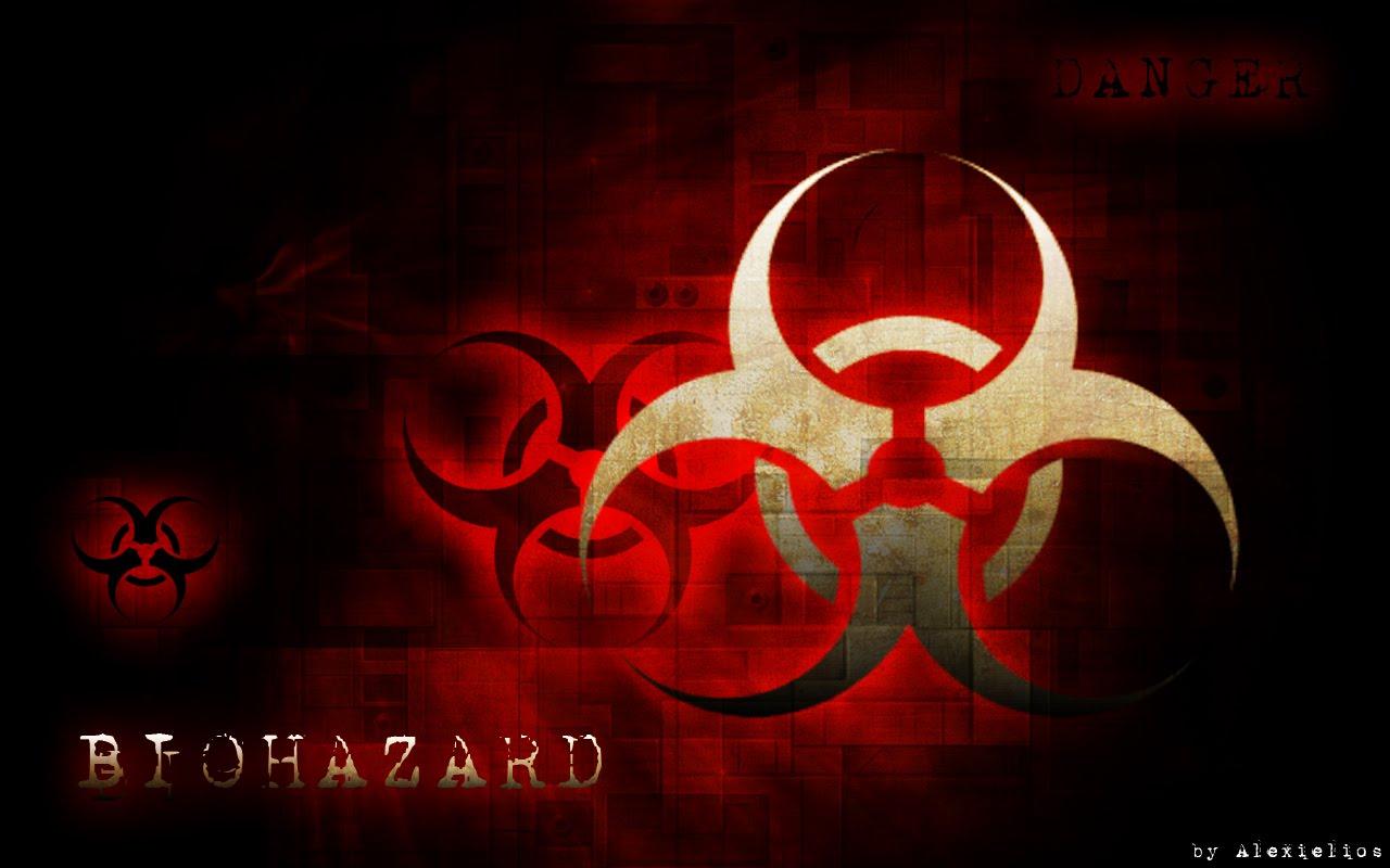 Biohazard Symbol Radioactive Wallpaper PicsWallpapercom 1280x800