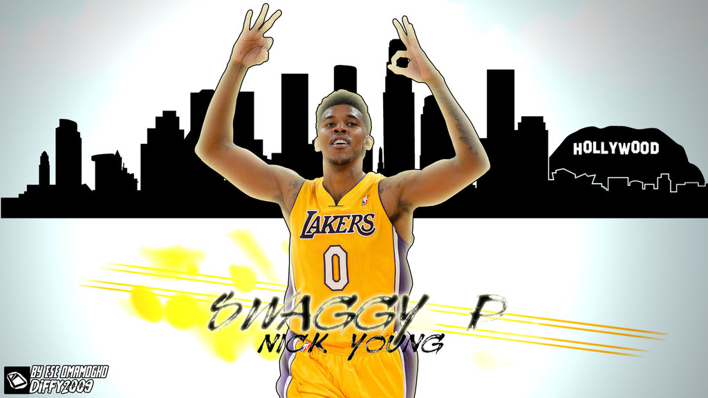 Nick Young Swaggy P by diffy2009 1024x576