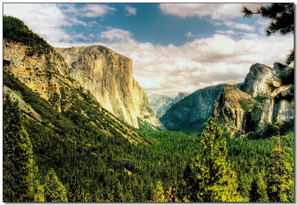Yosemite half dome wallpaper wallpapersafari - El capitan desktop wallpaper ...
