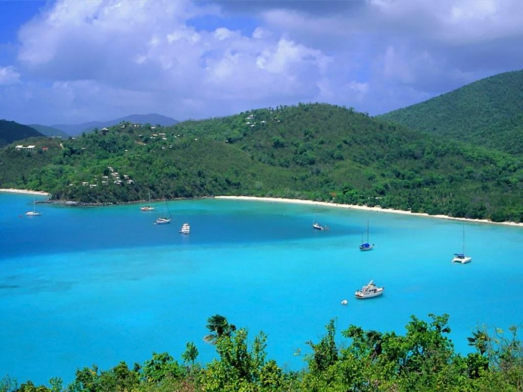 1366x768 beautiful tropical island - photo #42