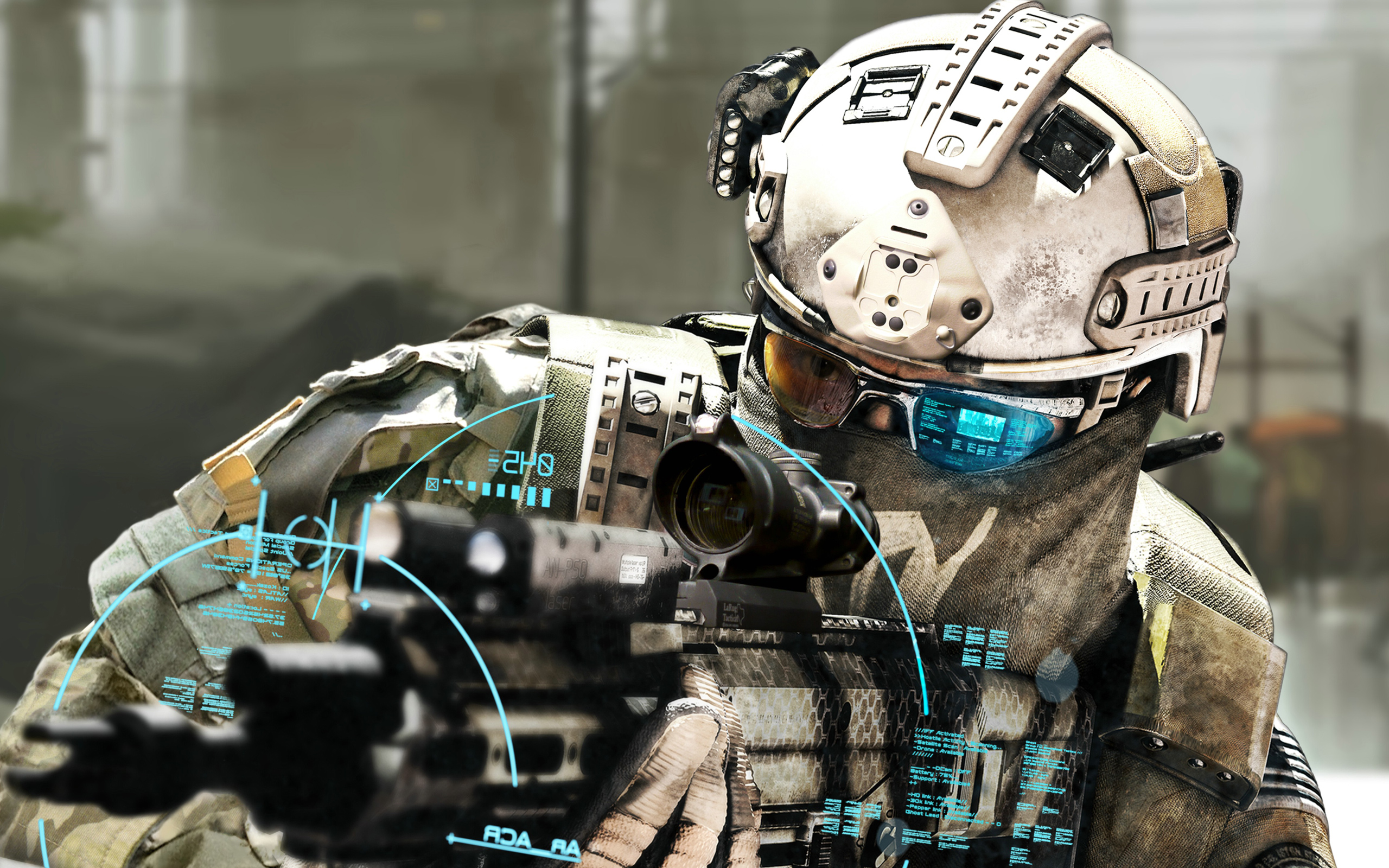 Ghost Recon Future Soldier 2012 Wallpapers HD Wallpapers 2560x1600