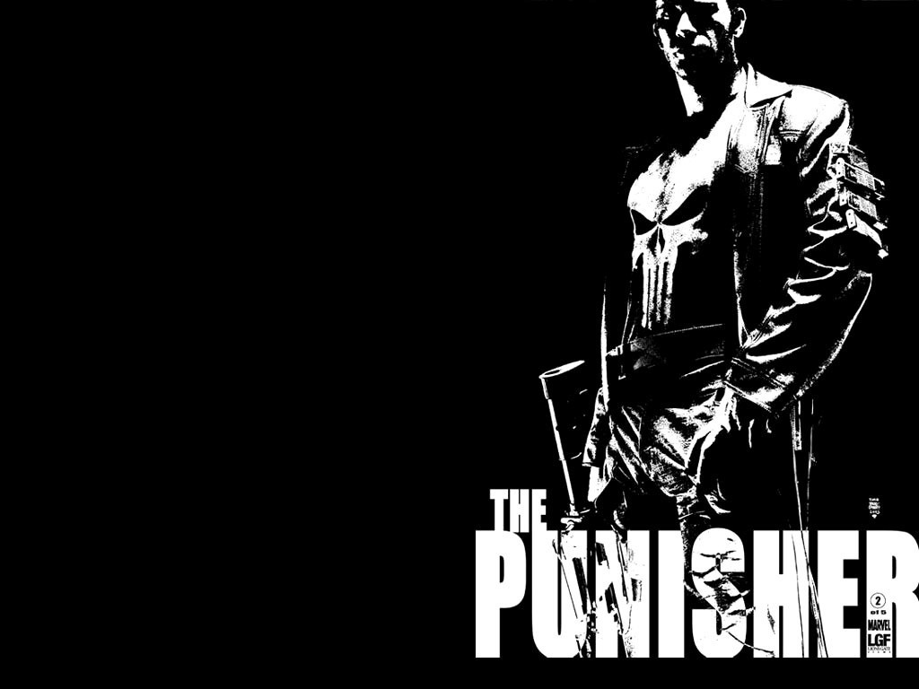 the Punisher Wallpaper   Antiheroes Wallpaper 21515774 1024x768