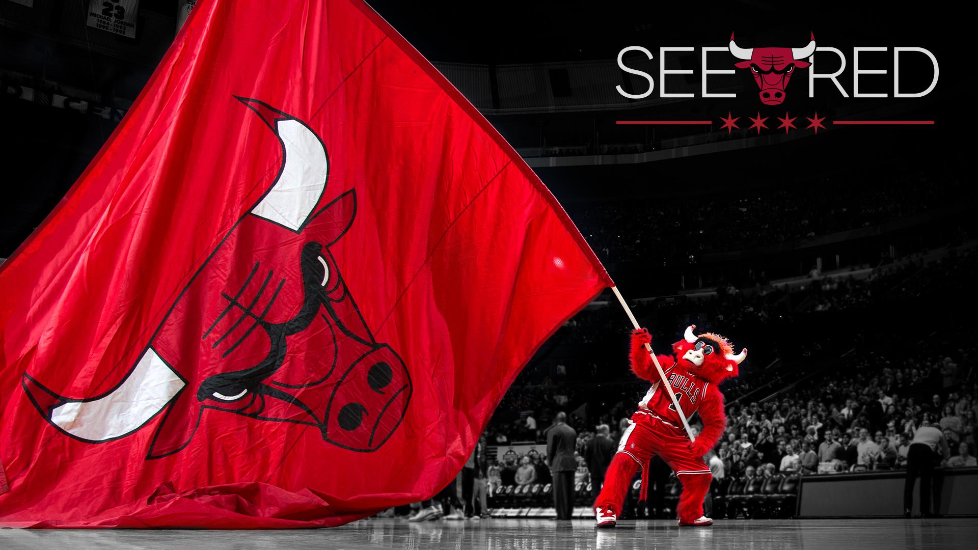 SEE RED Chicago Bulls Playoffs 1920x1080