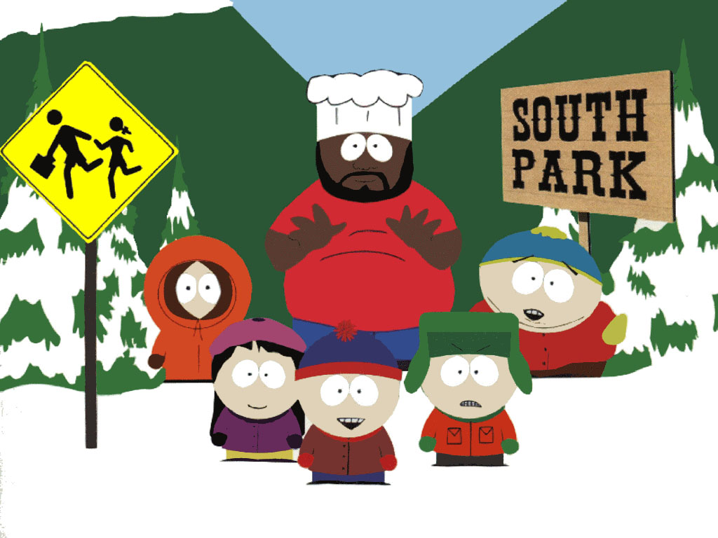Wallpapers Southpark Wallpapers 1024x768