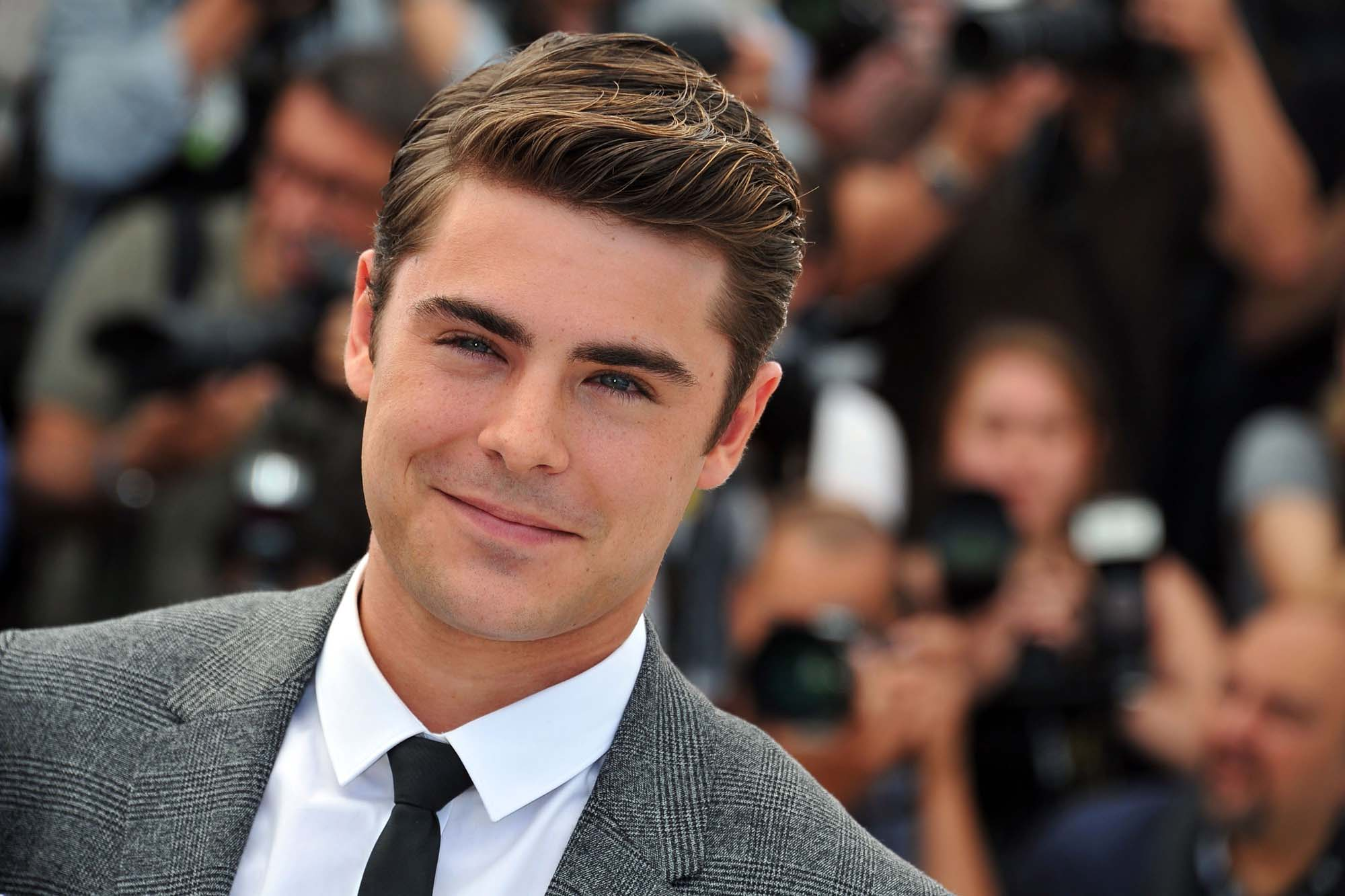 Zac Efron to Produce the Film Adaptation of Straight to Hell by 2000x1333