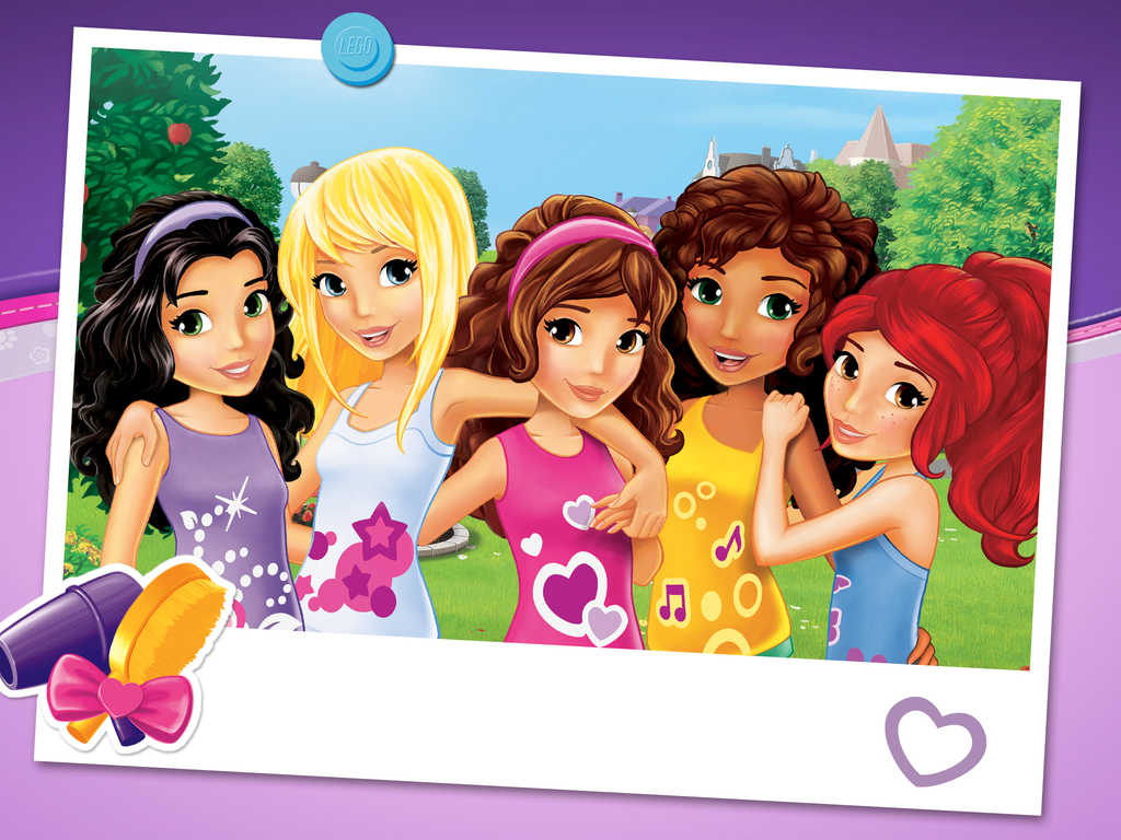 App Shopper LEGO Friends Games 1024x768