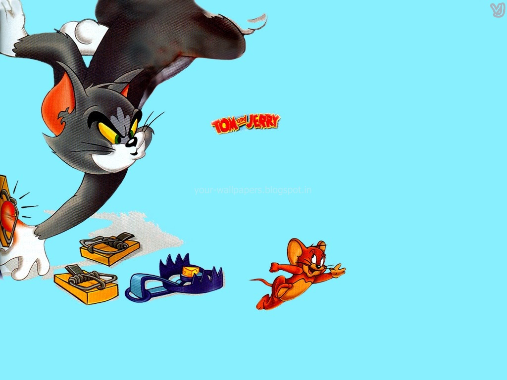 Free Download Your Wallpapers Tom And Jerry Wallpaper