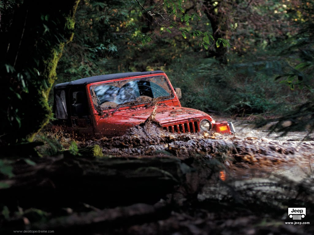 Jeep Wrangler Wallpaper by DesktopExtremecom   Wallpaper For Your 1024x768
