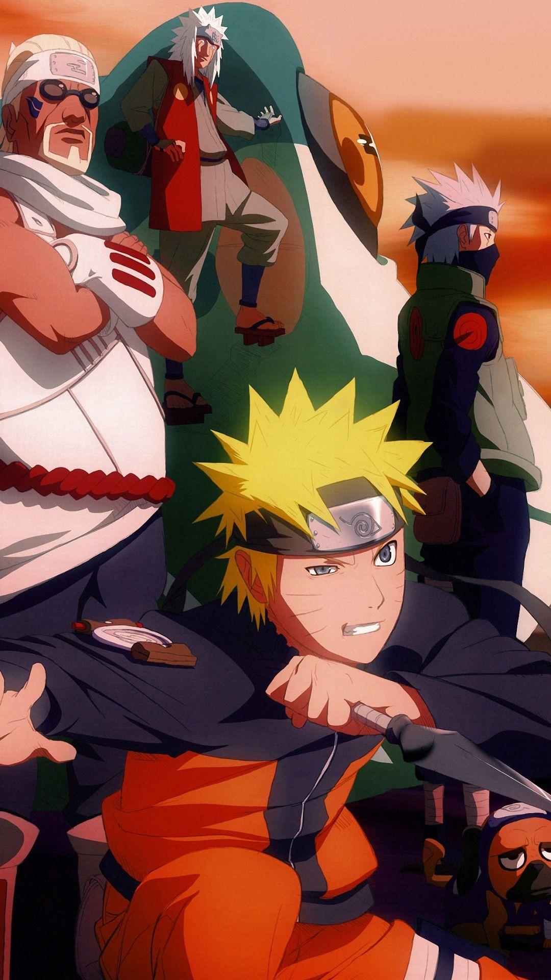 Naruto Shippuden iPhone Wallpapers   Top Naruto Shippuden 1080x1920