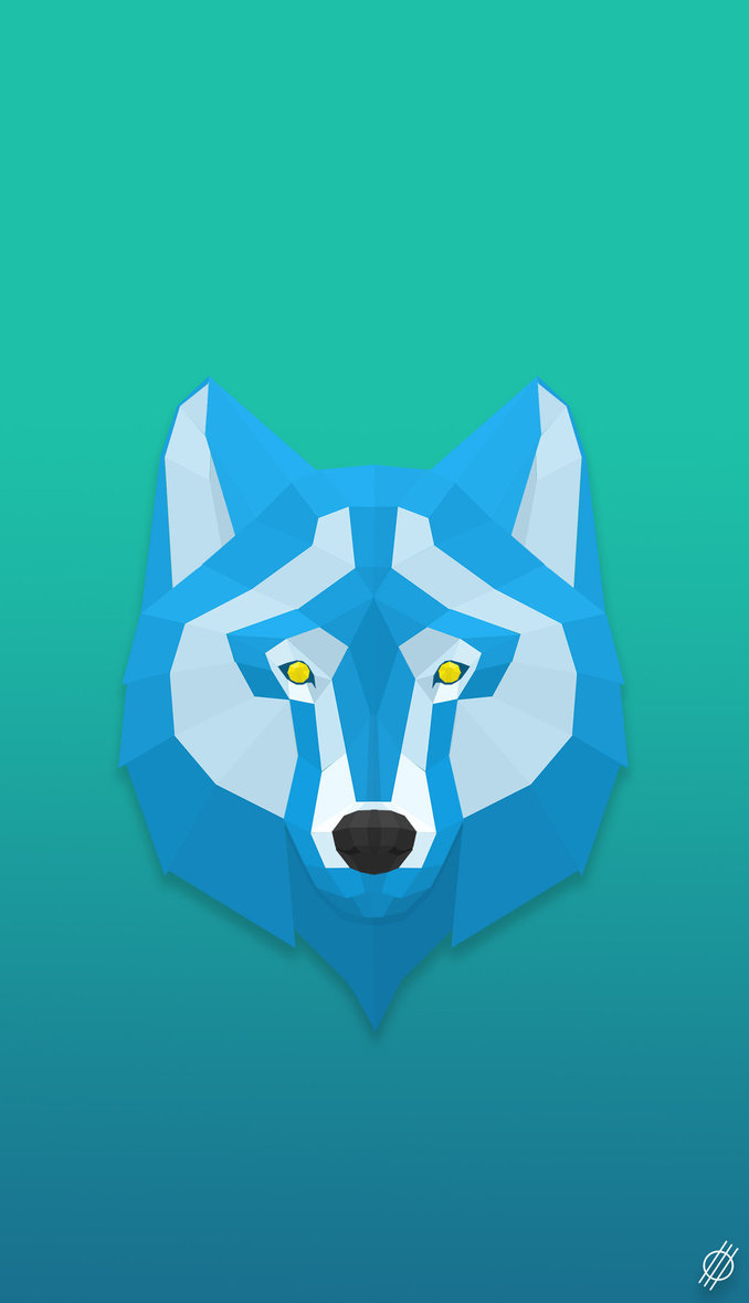 Ice Wolf Ice Wolf Iphone Wallpaper by 678x1179