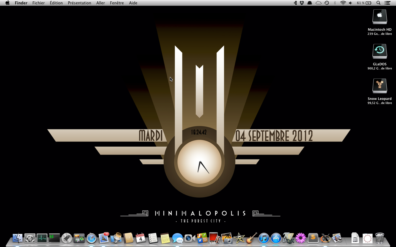 New Art Deco Style Geeklets 1440x900