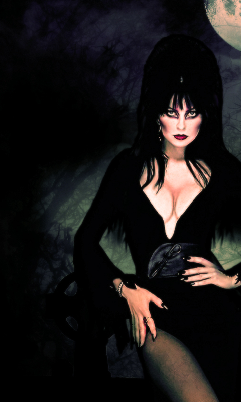 Pin Elvira Mistress The Dark Rincon Queenie Pinterest   pin elvira 480x800