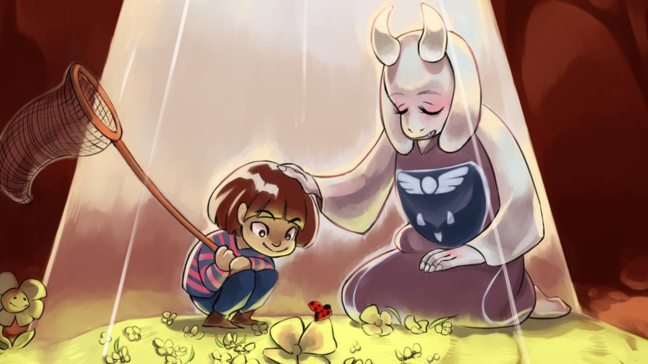 Undertale Is a Fascinating Blend of Classic JRPGs IGN Video 1280x720