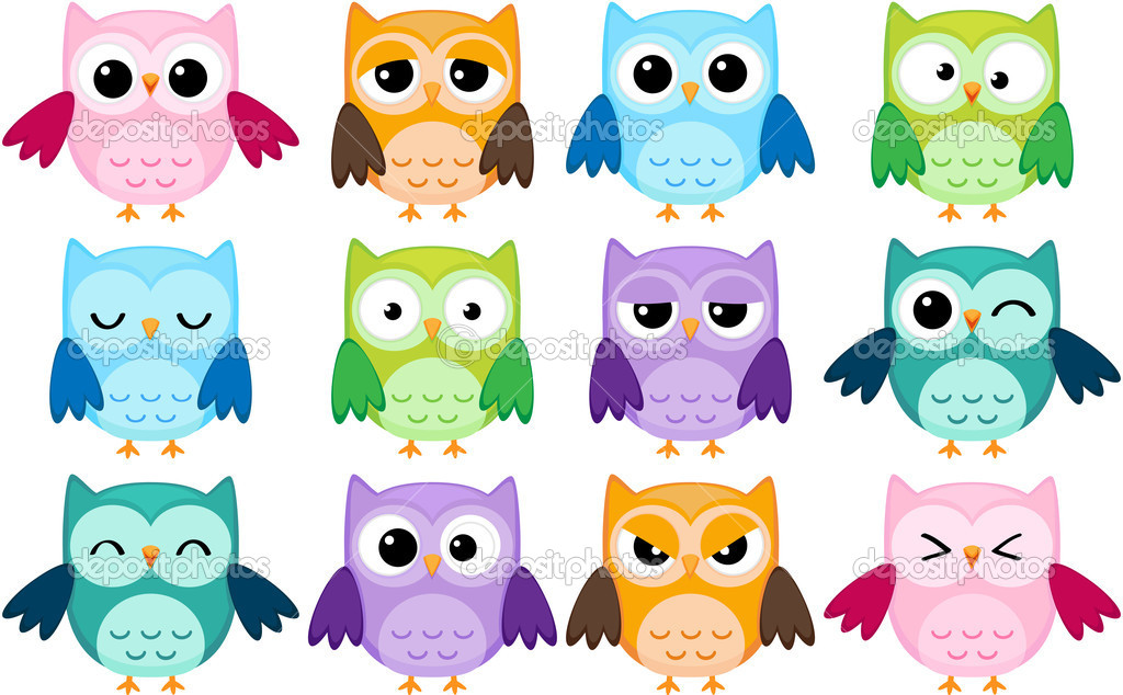 Cute cartoon owl wallpaper wallpapersafari for A cartoon owl