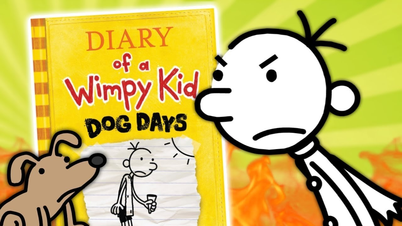 Inside the Mind of Greg Heffley   Part 4 Diary of a Wimpy Kid 1280x720