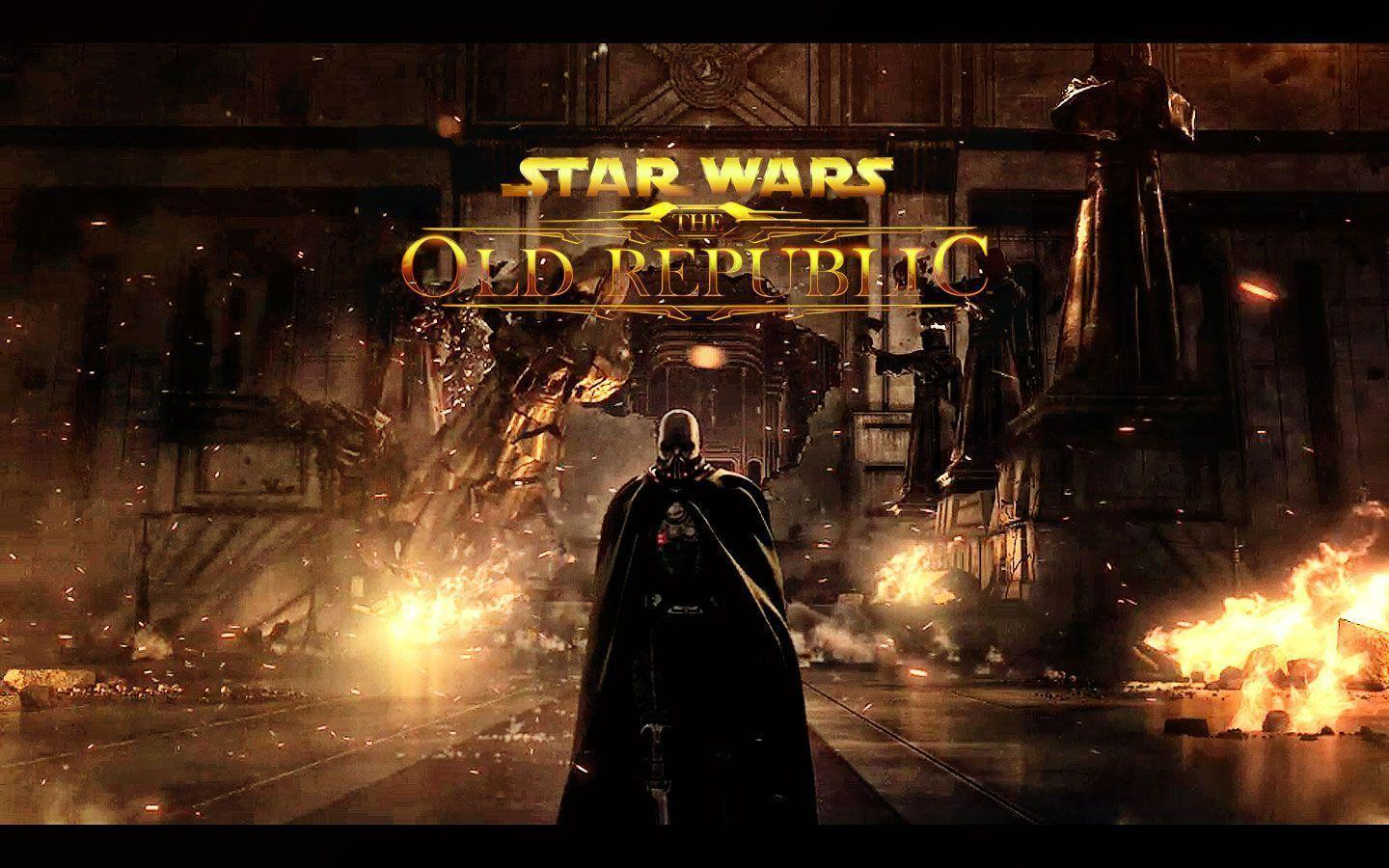 Star Wars The Old Republic Wallpapers 1440x900
