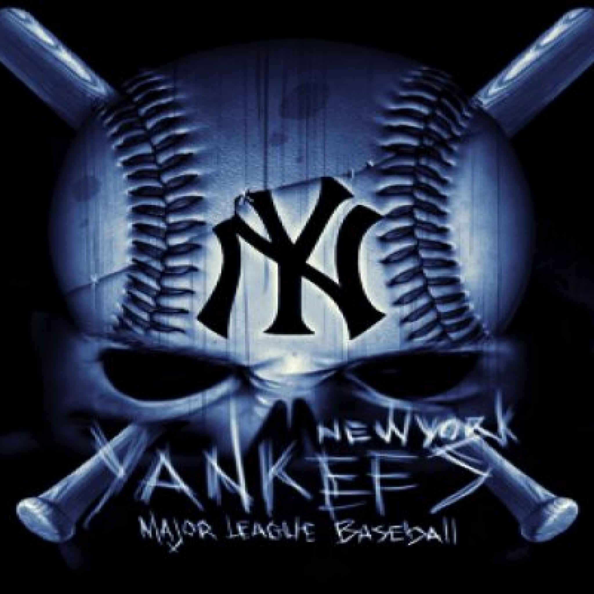 Ny yankees logo wallpaper wallpapersafari new york yankees wallpapers new york yankees background page 2 biocorpaavc