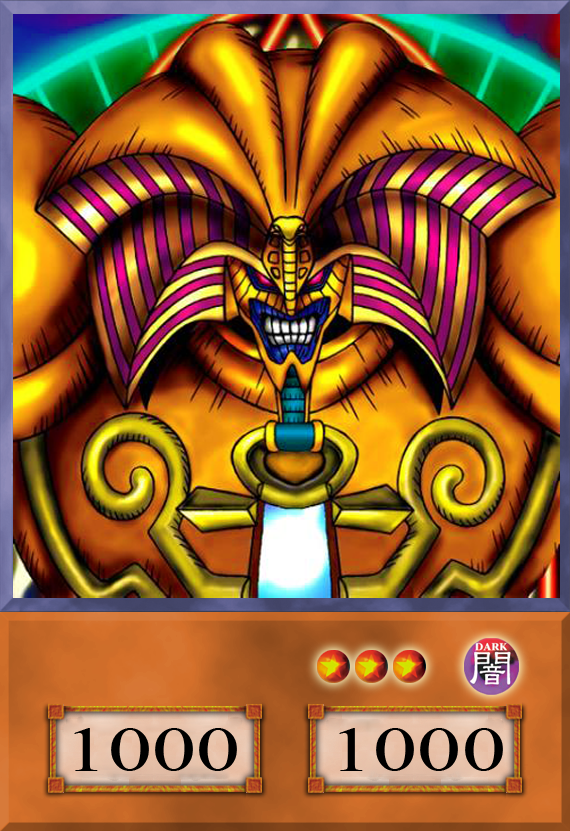 Exodia the Forbidden One by ALANMAC95 570x831