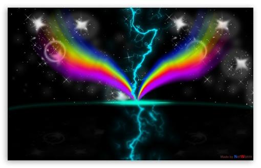 Rainbow Flash HD desktop wallpaper High Definition Mobile 510x330