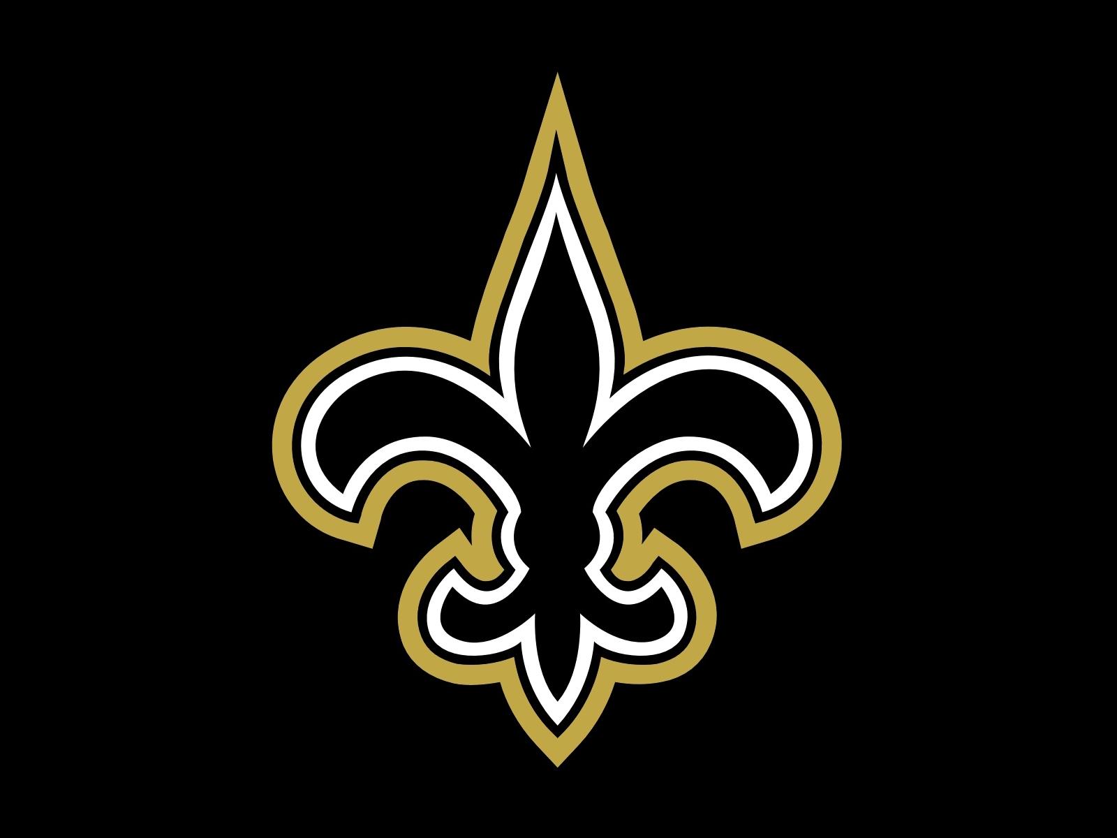NFL New Orleans Saints Logo 1600x1200 DESKTOP NFL New Orleans Saints 1600x1200