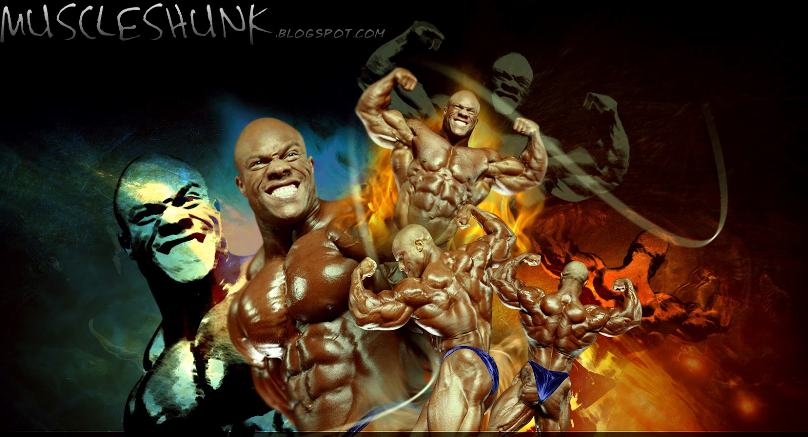 Wallpaper Mr Olympia Cool Desktops Wallpapers 1600x866