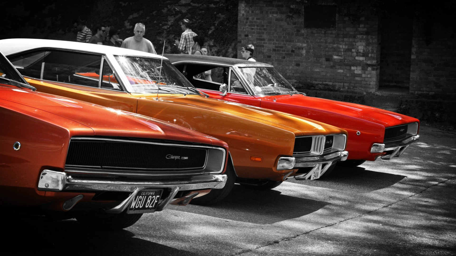 1969 charger wallpaper - photo #17