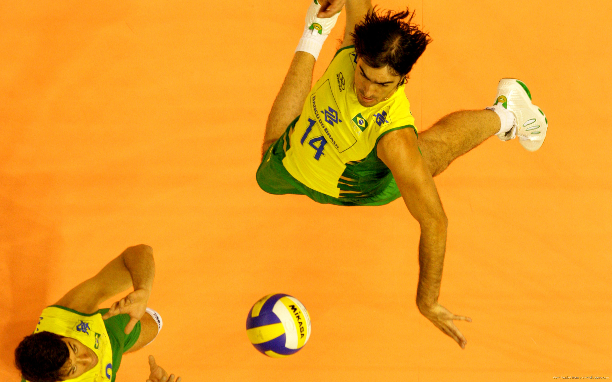 Volleyball Backgrounds Images Crazy Gallery 2560x1600