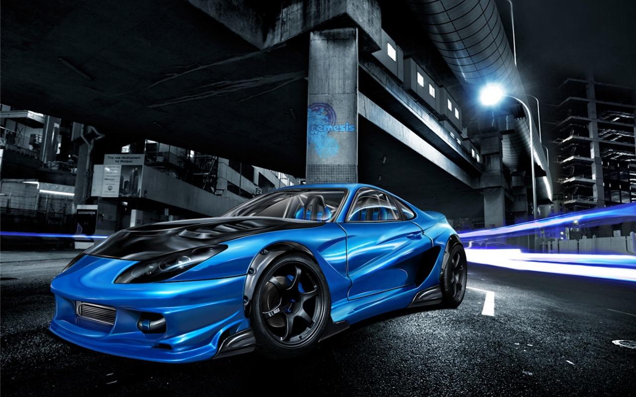 Street Race Cars >> Street Race Cars Wallpapers Wallpapersafari Super Cars