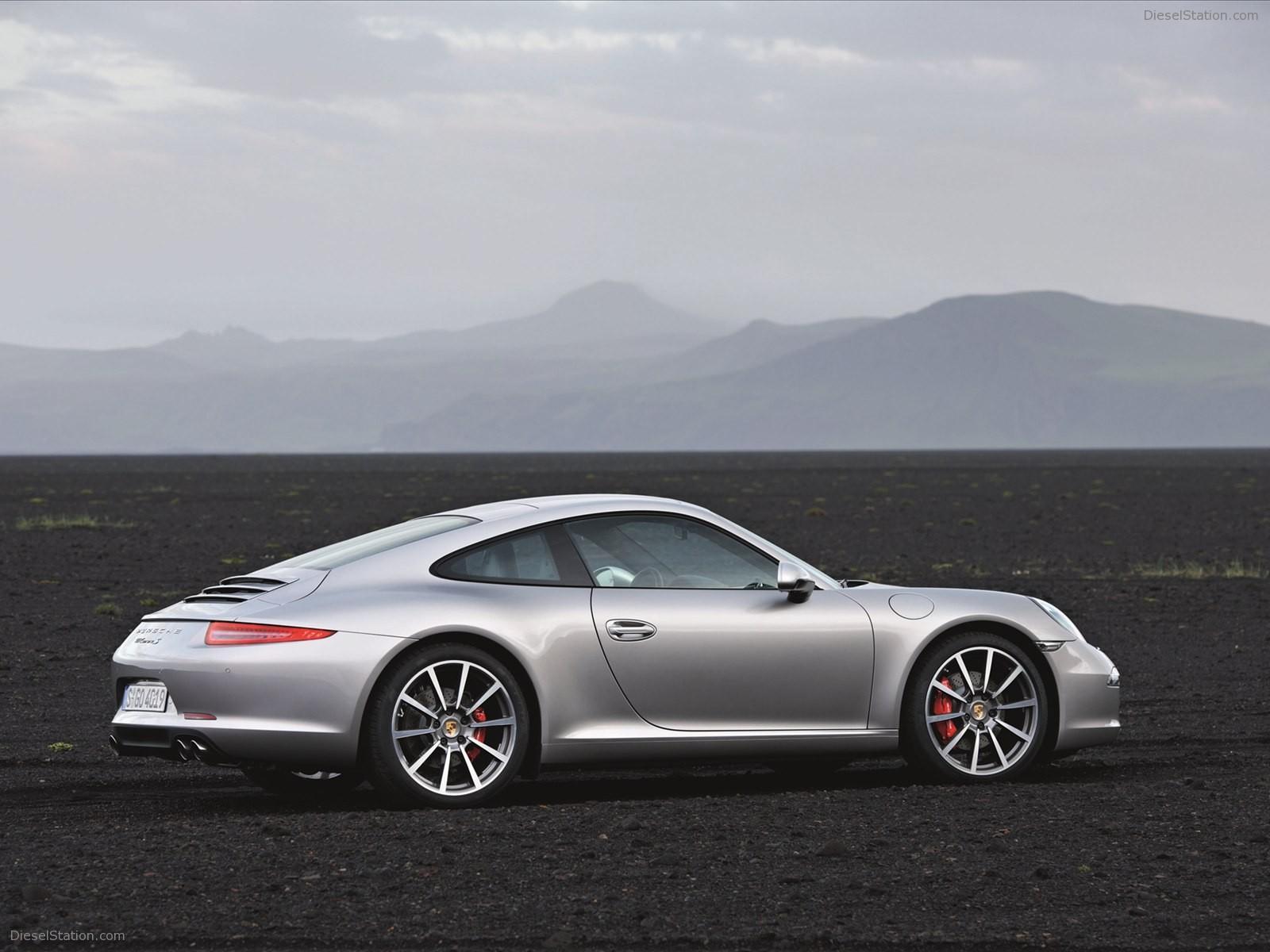 Home Porsche Porsche 911 Carrera S 2012 1600x1200