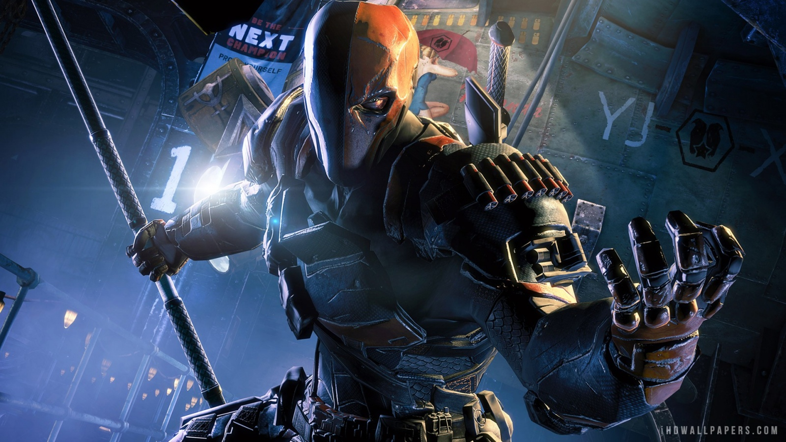 deathstroke wallpapers hd wallpapersafari