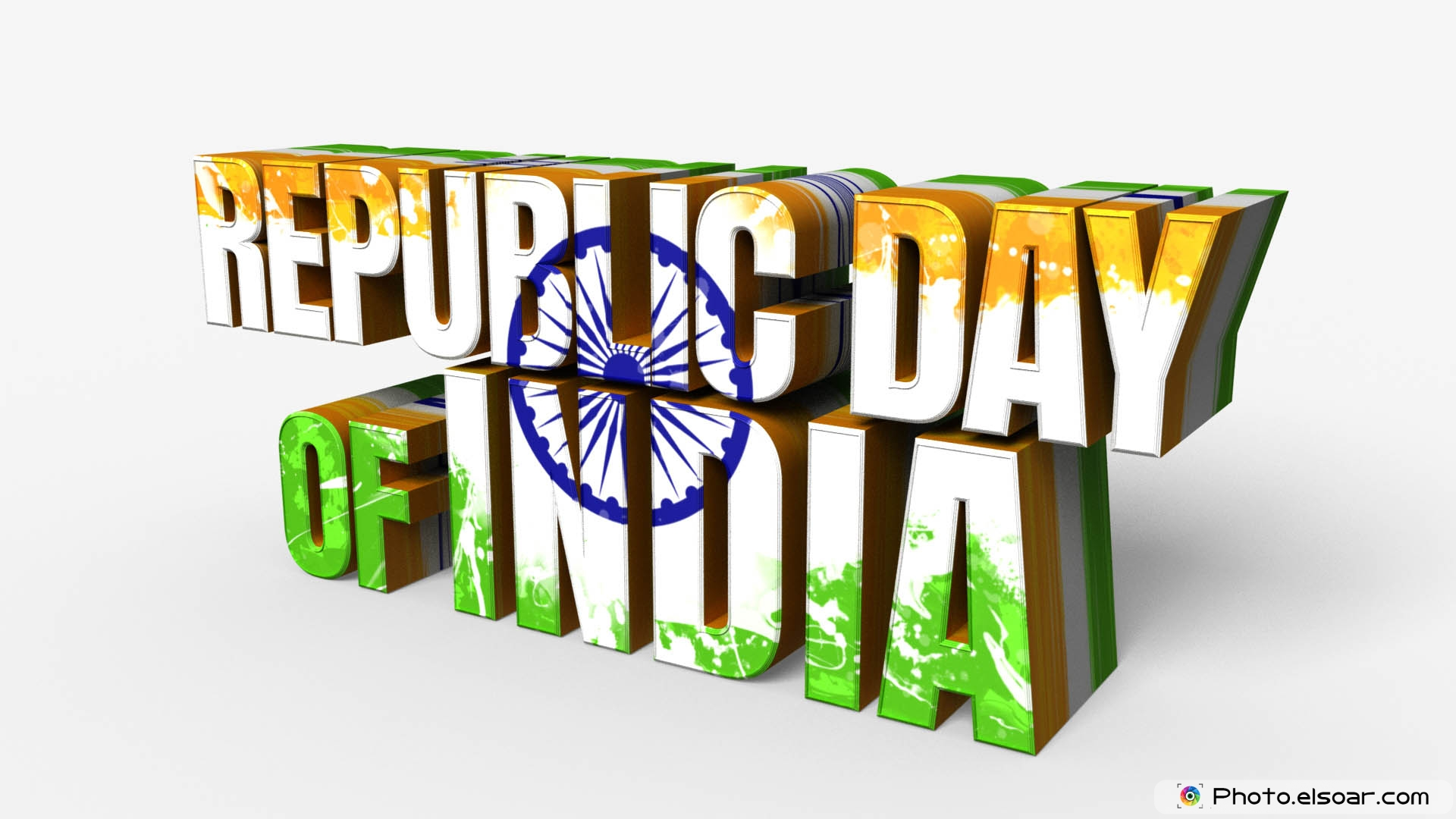 Happy Republic Day India   Full Story Images In 365 Days   ELSOAR 1920x1080
