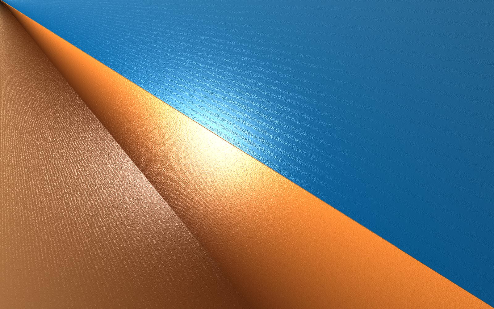 Blue And Orange Background: Orange And Blue Wallpaper