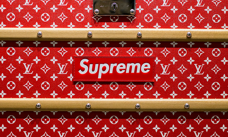97 Supreme Louis Vuitton Wallpaper On Wallpapersafari