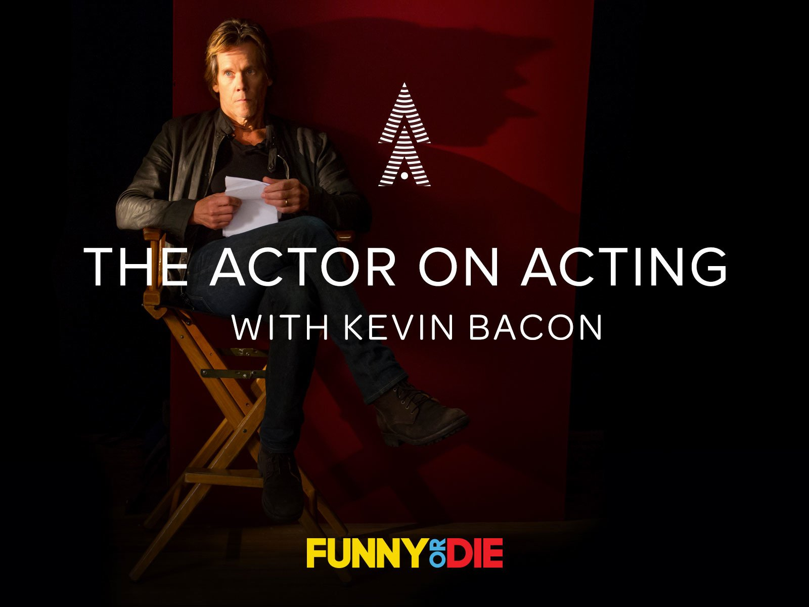 Amazoncom Watch The Actor On Acting With Kevin Bacon Prime Video 1600x1200
