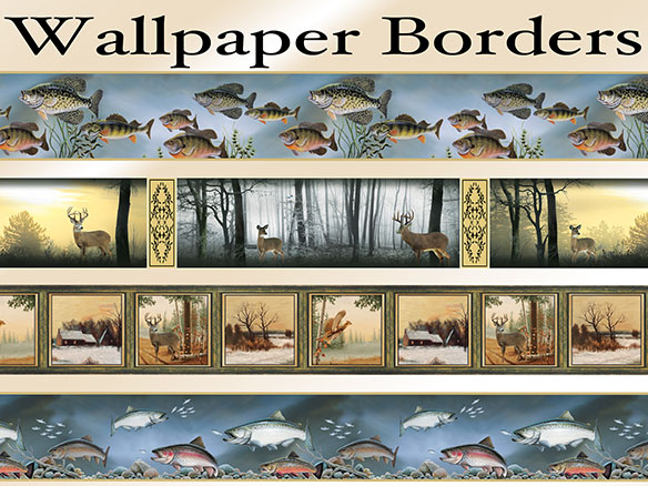 Wallpaper Borders 584x438