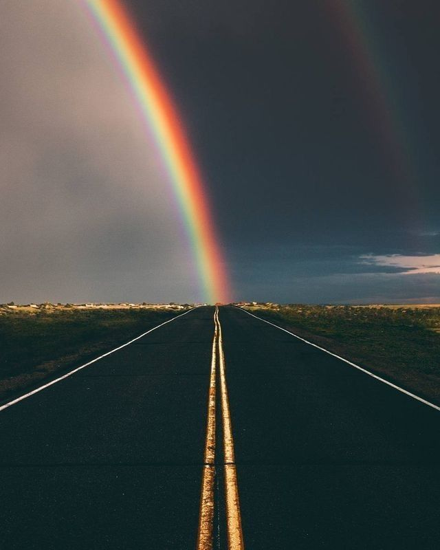 Pin by Ashtyn Carrick on Wallpaper in 2019 Photography Rainbow 640x800