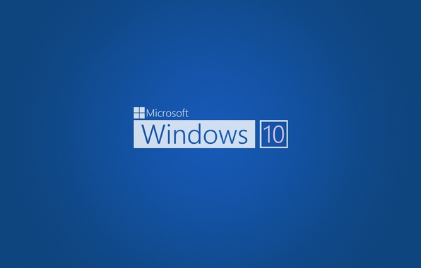 Wallpaper windows 10 operating system blue wallpapers hi tech 596x380