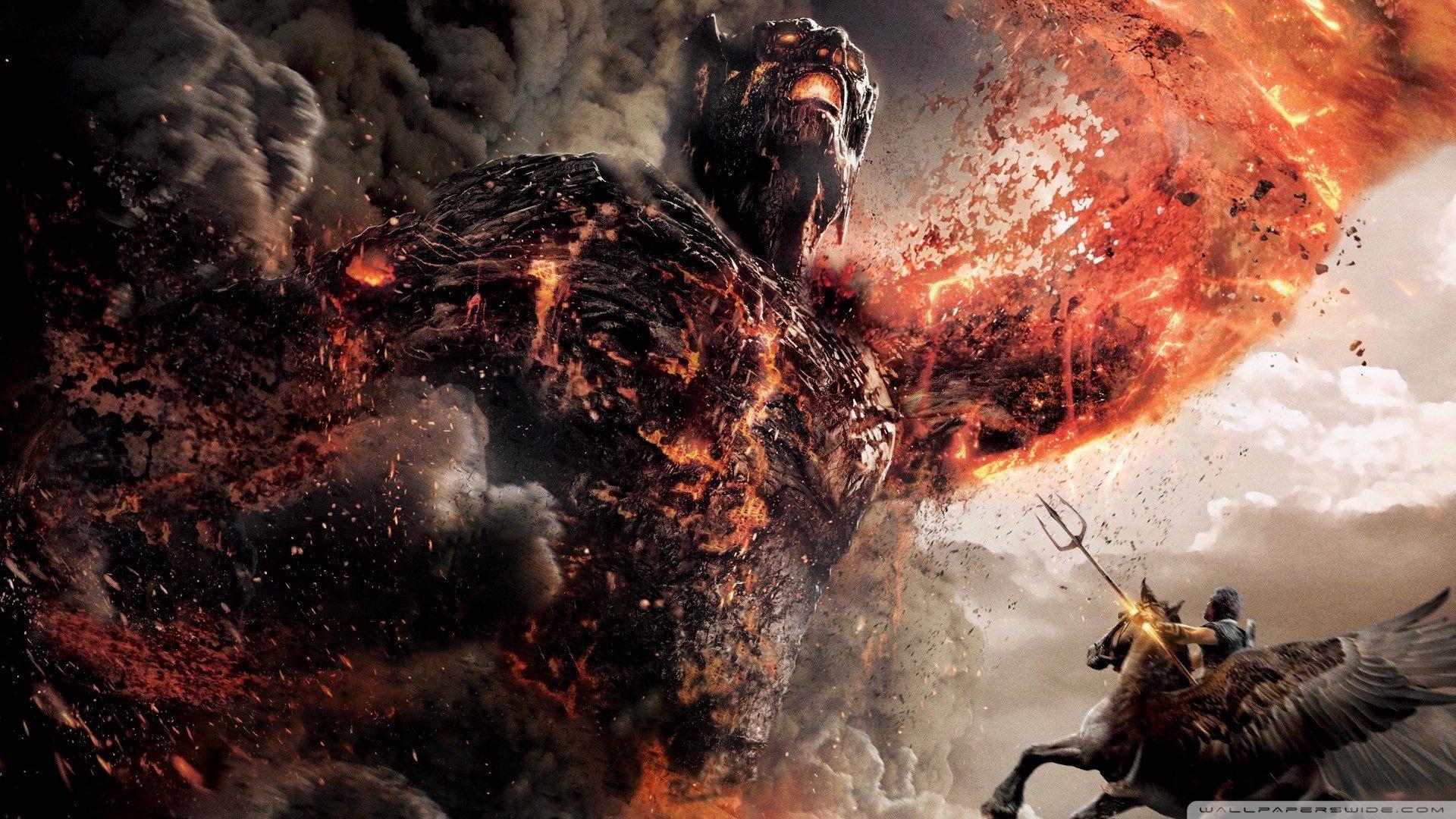 Wrath Of The Titans Wallpaper 3   1920 X 1080 stmednet 1920x1080