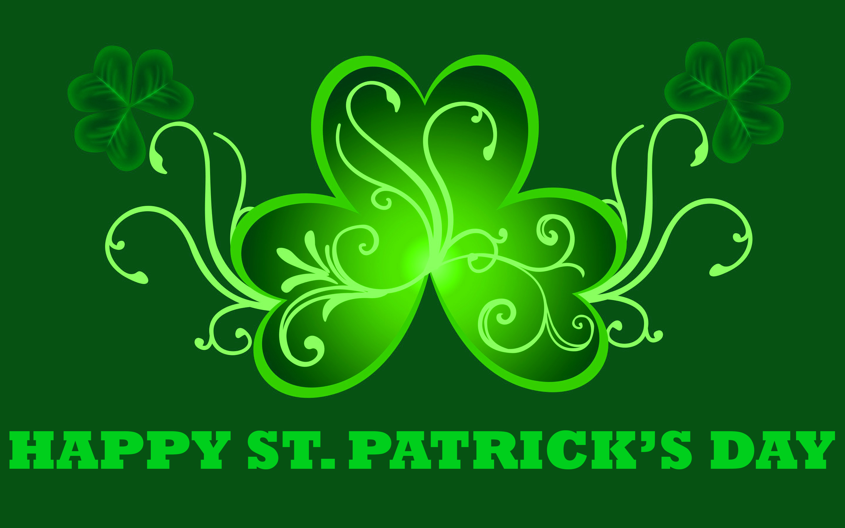 Happy St Patricks Day 2020 Images Quotes Clipart Coloring 2880x1800