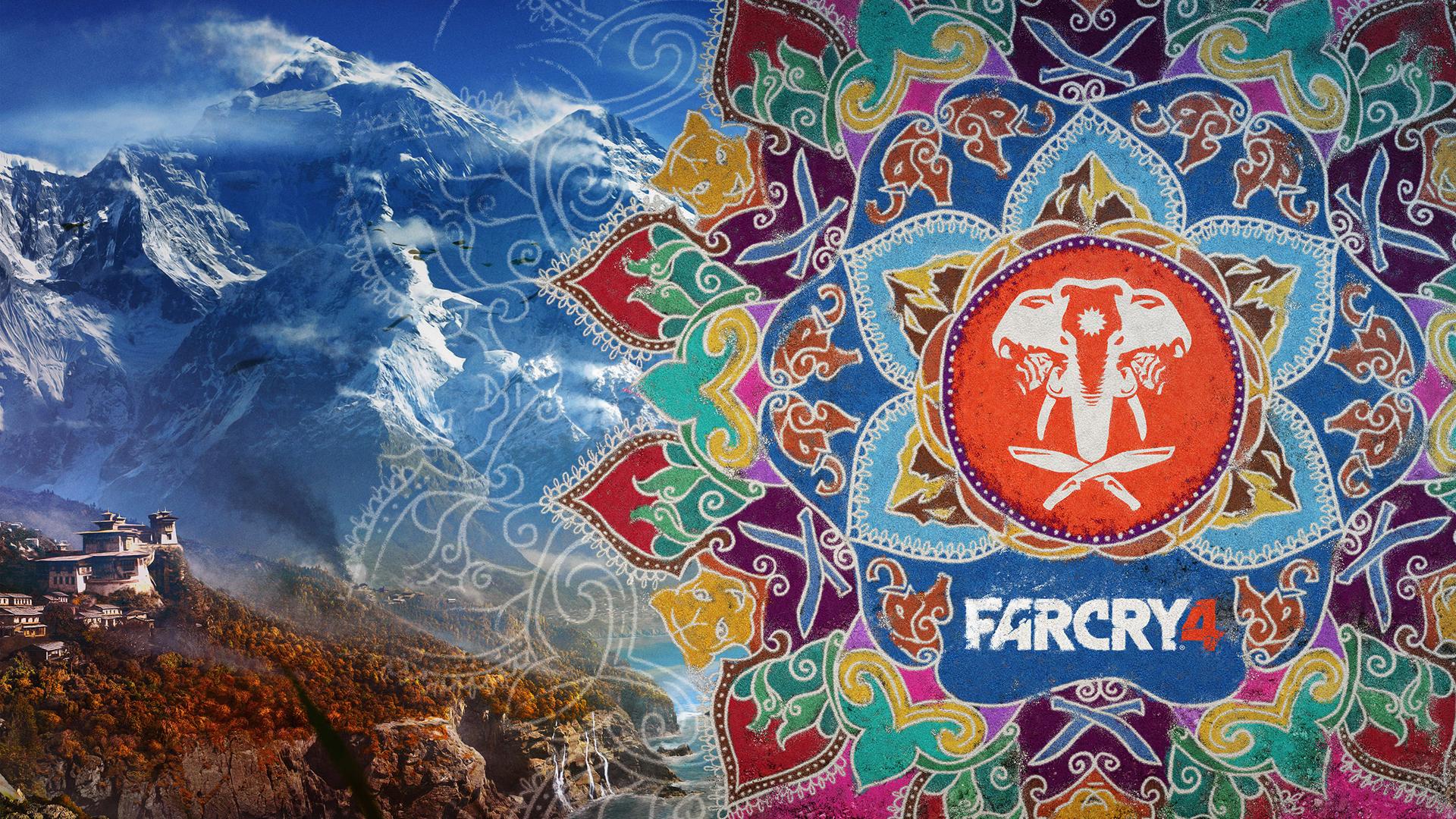 Far Cry 4 Wallpaper Elephant: Far Cry 4 Wallpaper 1920x1080