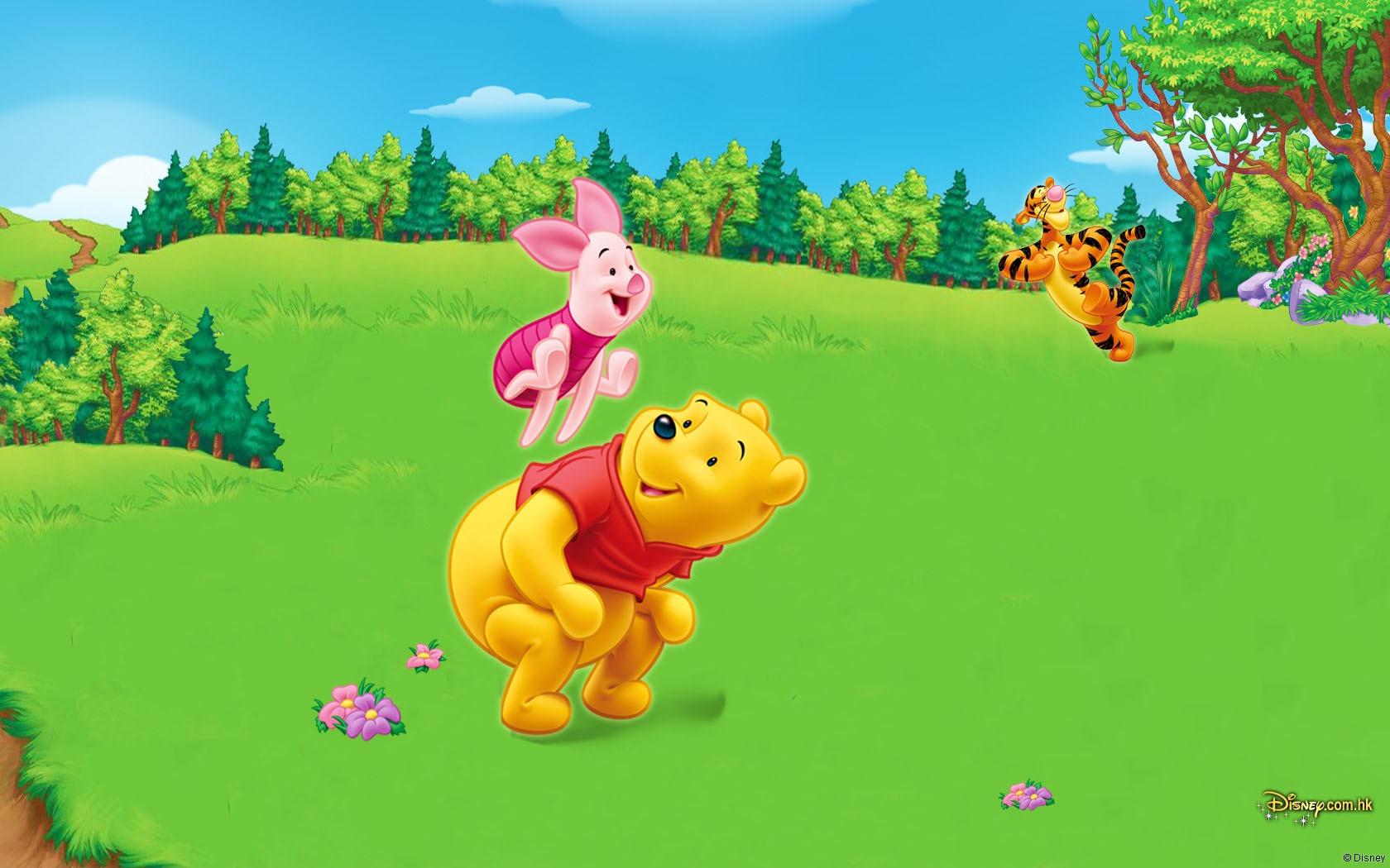 Winnie the Pooh Wallpaper HD Wallpaper Winnie the Pooh Wallpaper 23 1680x1050