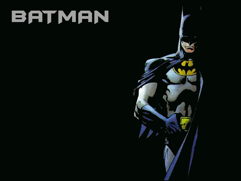 Cartoon Batman Wallpaper Cartoon Wallpaper 1024x768