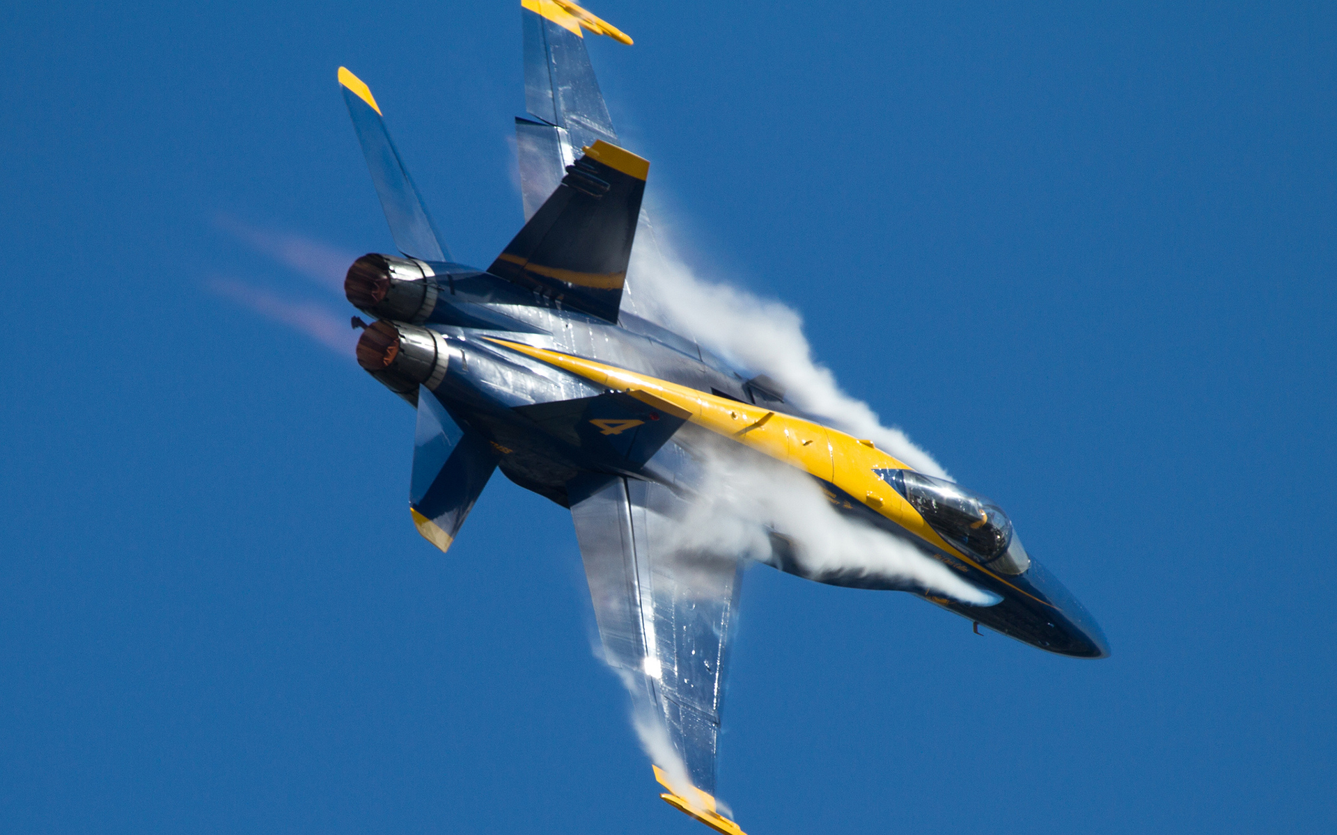 Jet Blue Angels military sky wallpaper background 1920x1200