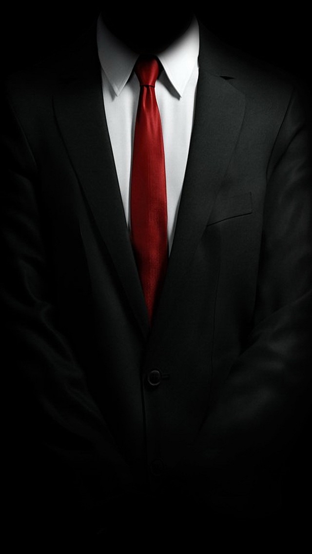 red tie iphone 5 wallpaper iPhone 5 Wallpaper 640x1136
