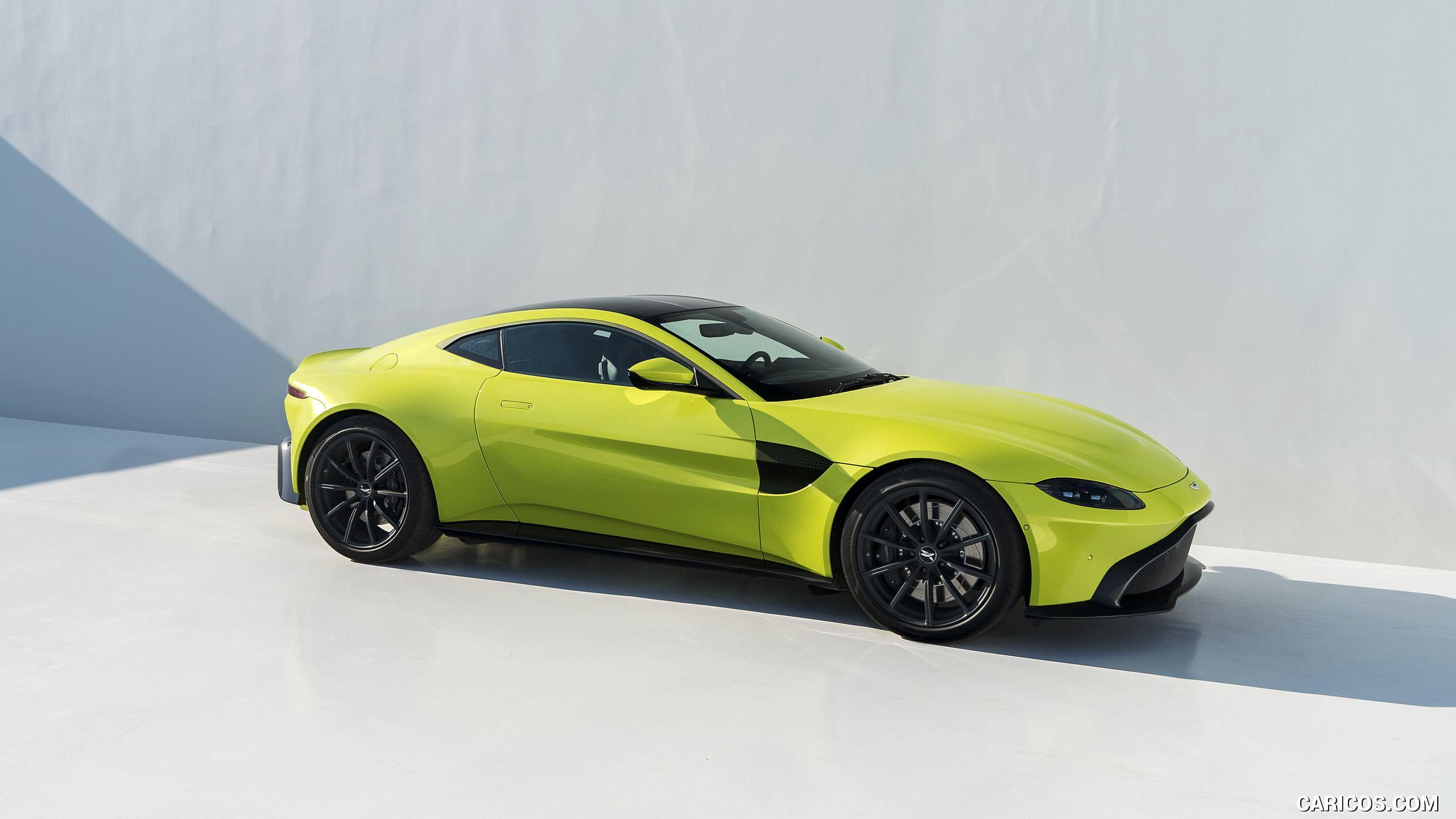 2019 Aston Martin Vantage Wallpaper Aston Martin Cars Aston 2560x1440