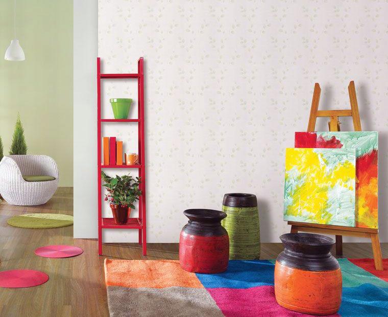 Fresh Colorful Wallpaper for Kids Room   Bedroom Design Ideas 760x620