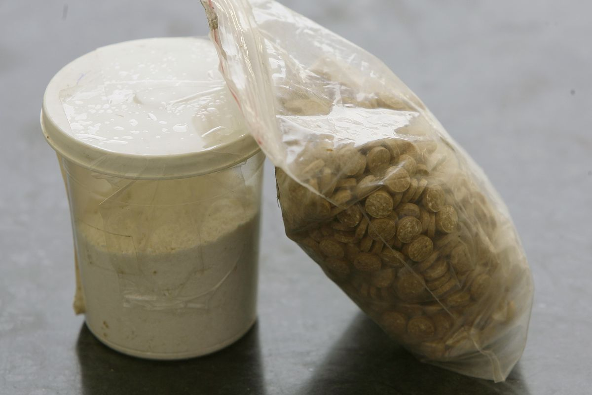 Captagon ISISs favorite amphetamine explained   Vox 1200x800