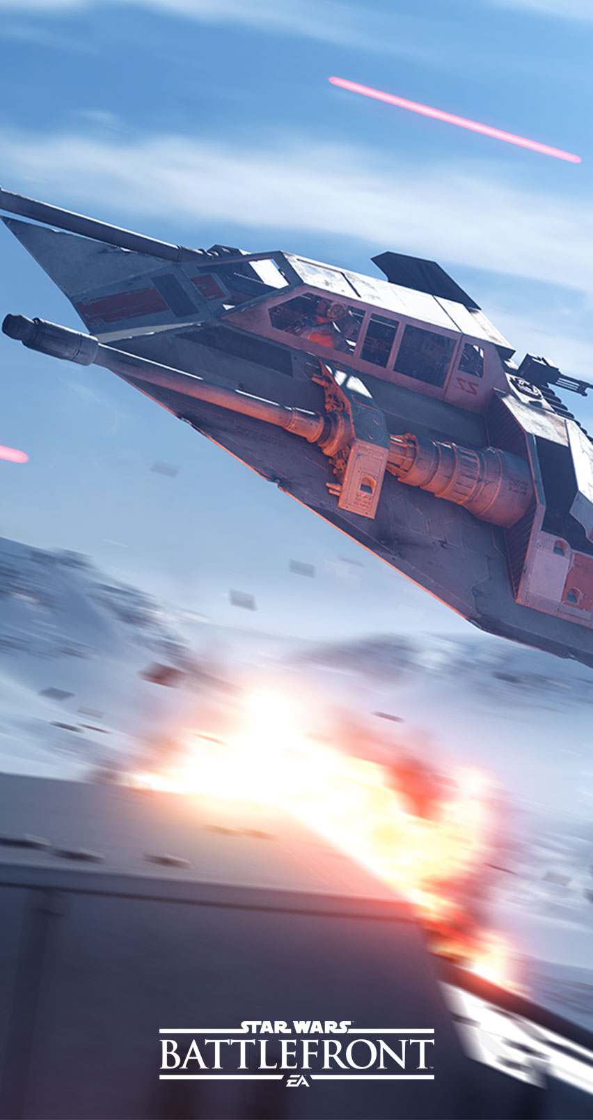 Free Download Star Wars Battlefront Gets A Batch Of Smartphone