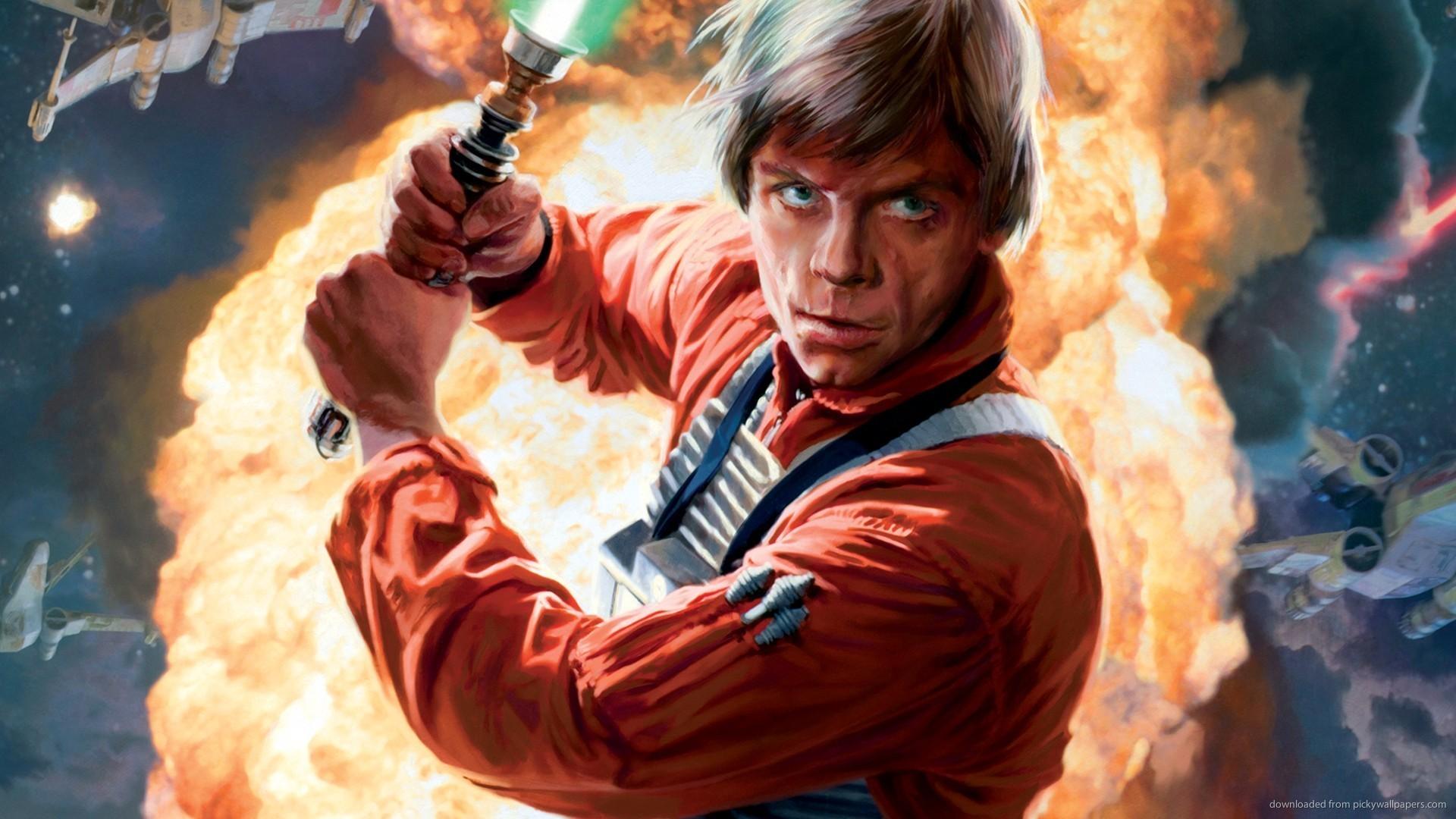 Luke Skywalker Wallpaper hd images 1920x1080