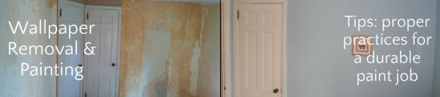 Pro Painting Tips Advice Remove Wallpaper so Paint Jobs Last 624x138